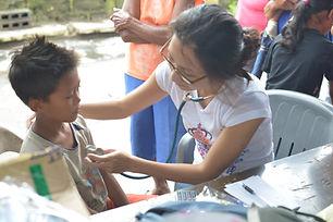 Medical Mission in Marobrob Dec. 29, 201