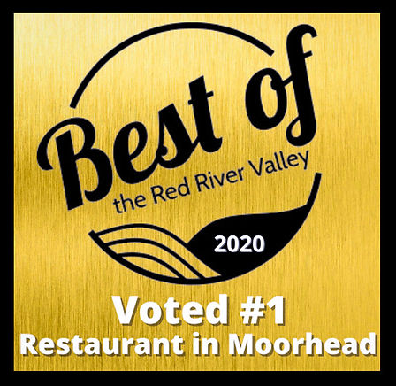 Number one restaurant in fargo moorhead.