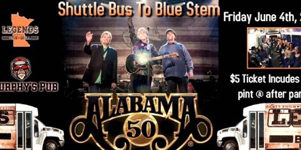 Shuttle Bus To Blue Stem