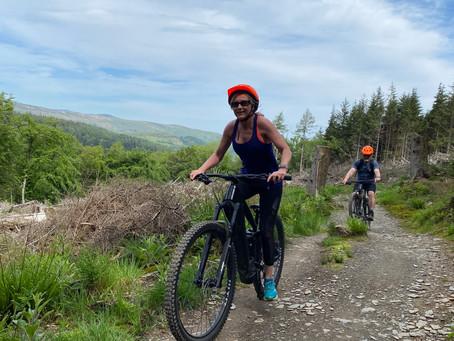 Guided Rides on the Gwydir Mawr (Marin Trail)