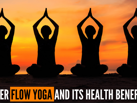 Power Flow Yoga and Its Health Benefits