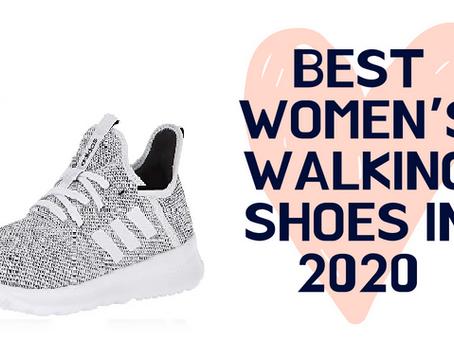 Best Women's Walking Shoes in 2020