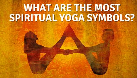 What are the most spiritual yoga symbols?
