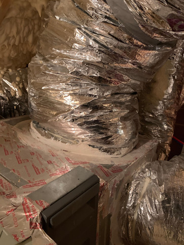 water damage cleanup and mold restoration tx