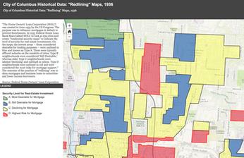 Redlining Map