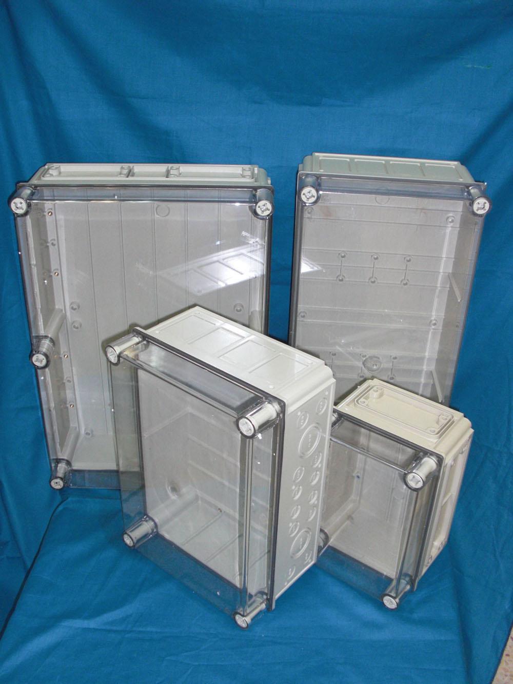 polycarbonete boxes