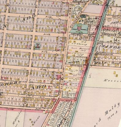1920 Real Estate Map
