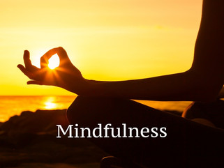 Introduction to Mindfulness Workshop Saturday 19 May 2018