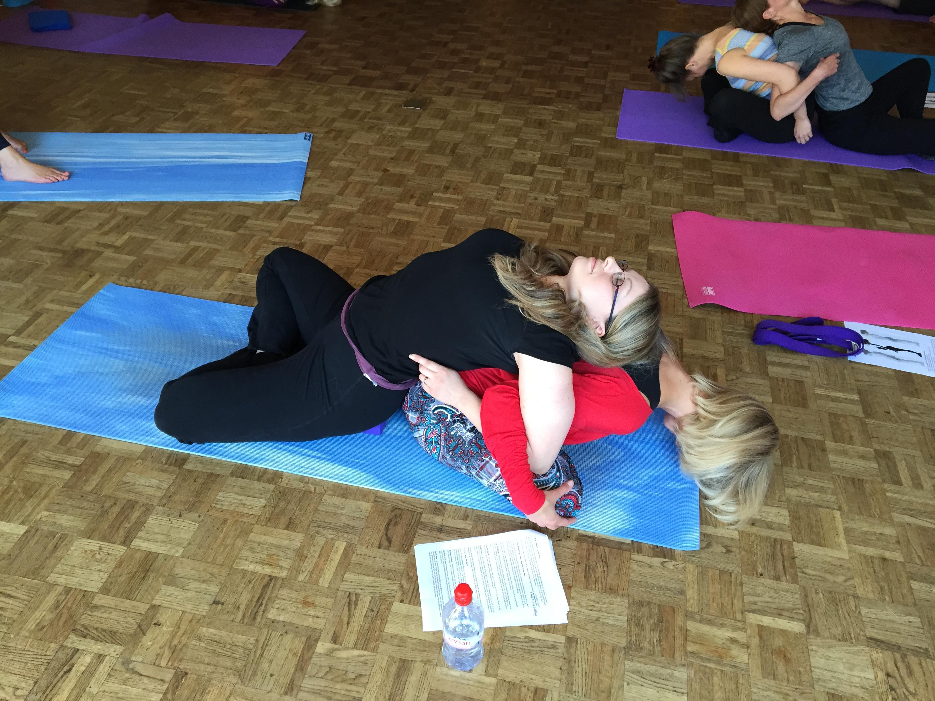 Healthy Back Workshop
