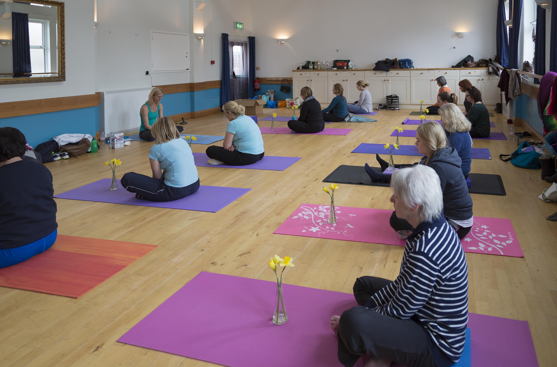 Ringwood Yoga - Spring Workshop 2015