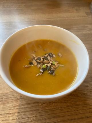 Immunity Boosting Veg Soup