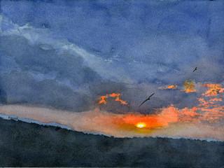 Socotra Sunset