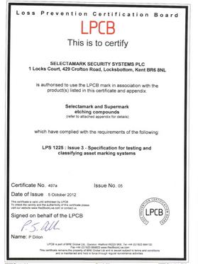 SelectaDNA LPCB