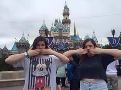 Hooligans in Disney!
