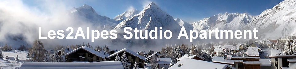 Ski Apartment in Les Deux Alpes, France. Self Catering Skiing Holiday