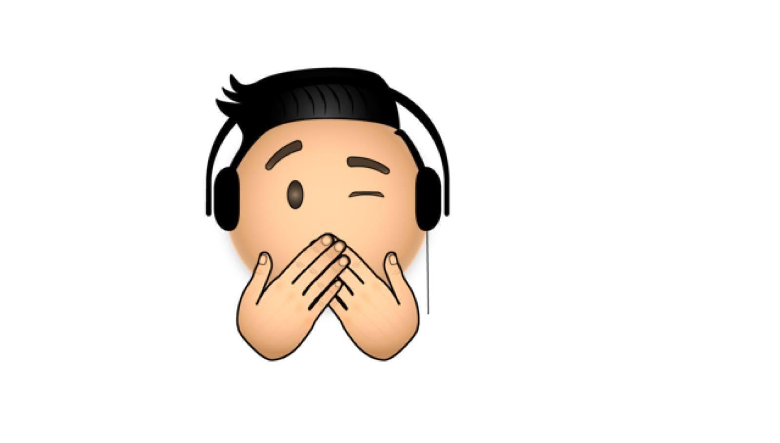 Emoji #JamieKiss!