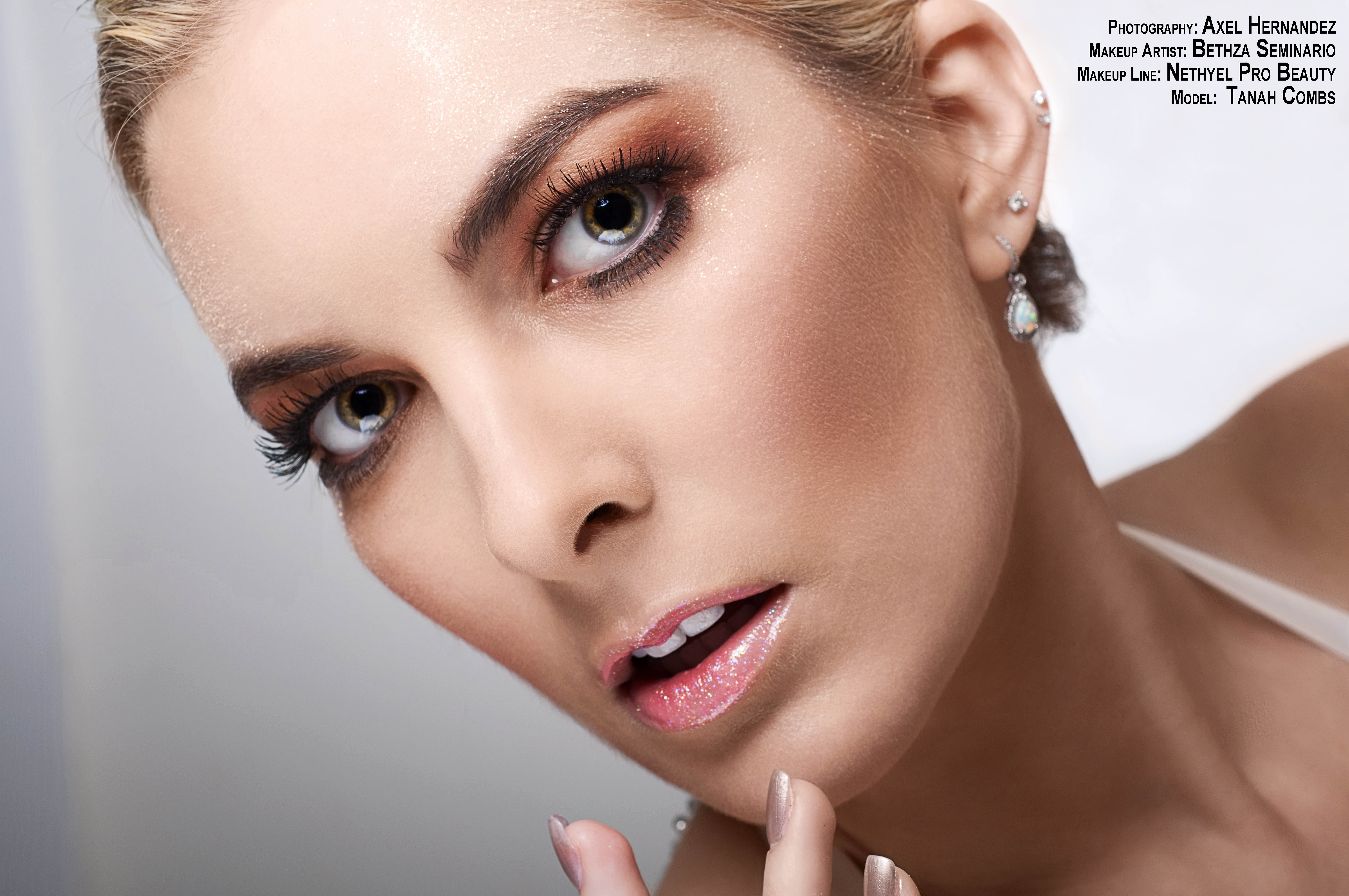 Bethza Seminario Makeup Artist Bride Wedding Makeup