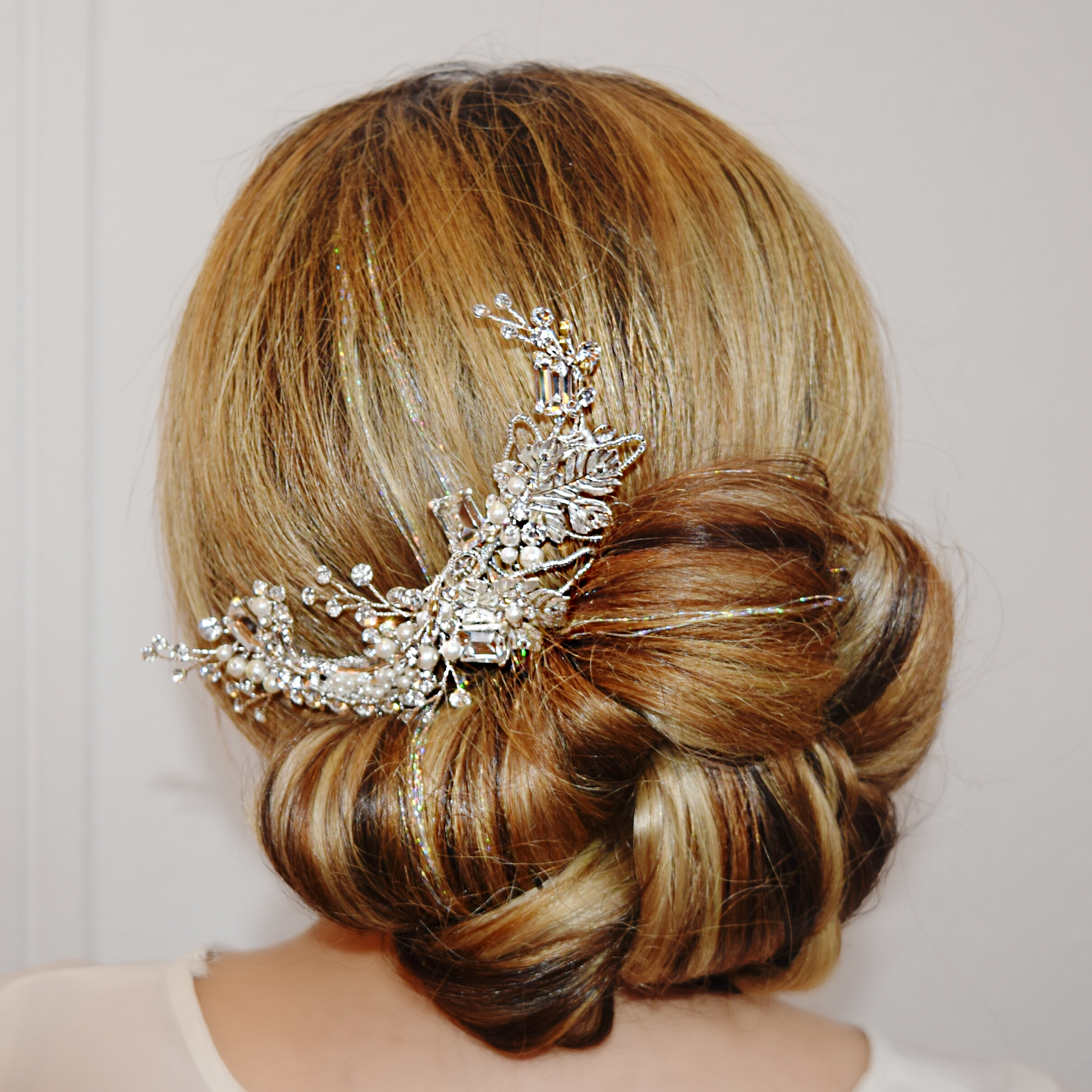 wedding hair Bethza Studio