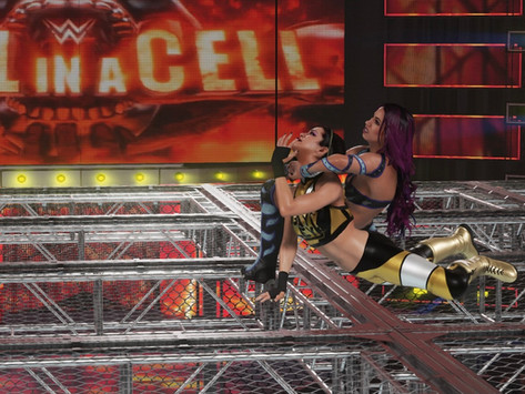 Fanboy Wrestletronic: WWE Hell in a Cell 2020
