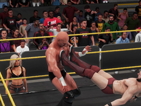Fanboy Wrestletronic: NXT Takeover Stand & Deliver 2021