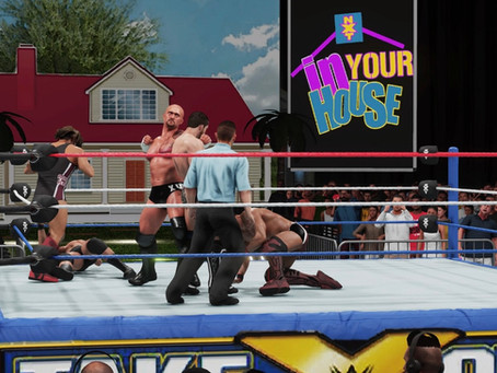 Fanboy Wrestletronic: NXT Takeover In Your House 2021