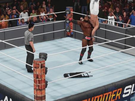 Fanboy Fantasy Wrestletronic: SummerSlam 2021