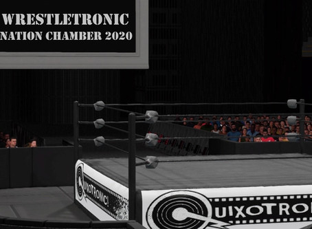 Fanboy Wrestletronic Review: WWE Elimination Chamber 2020