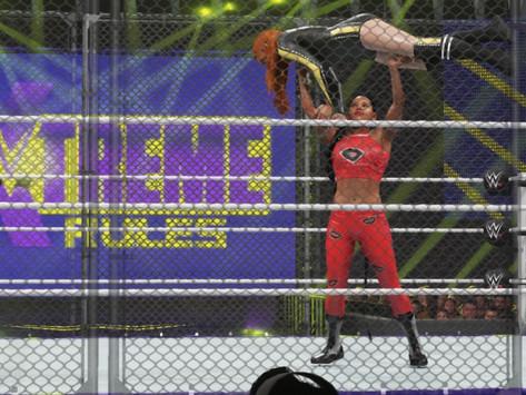 Fanboy Wrestletronic: WWE Extreme Rules 2021