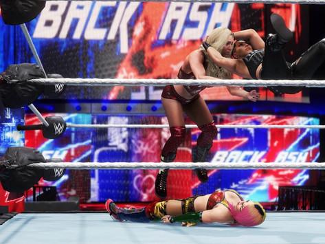 Fanboy Wrestletronic: WWE (WrestleMania?) Backlash 2021