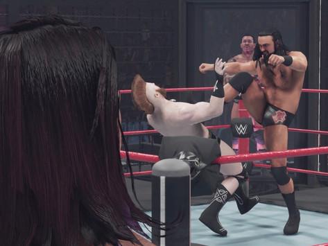 Fanboy Wrestletronic: WWE Elimination Chamber 2021