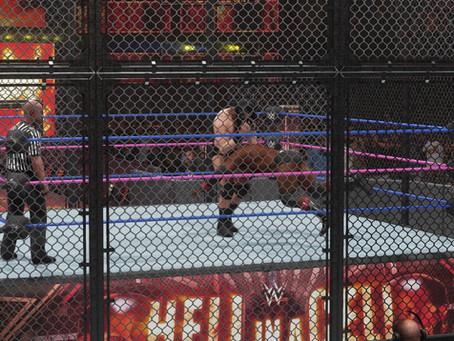 Fanboy Wrestletronic: WWE Hell in a Cell 2021