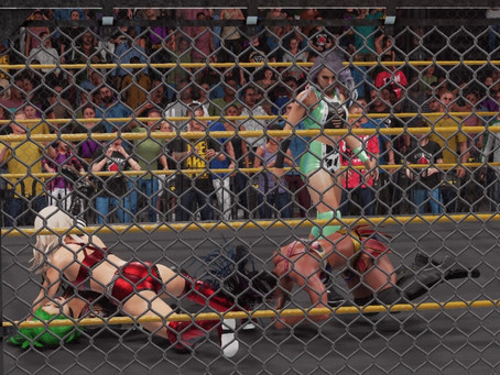 Fanboy Wrestletronic: NXT Takeover WarGames 2020