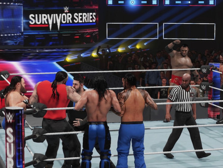 Fanboy Wrestletronic: WWE Survivor Series 2020