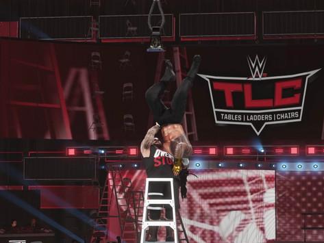 Fanboy Wrestletronic: WWE TLC 2020