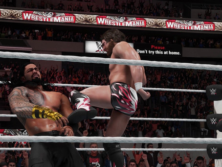 Fanboy Wrestletronic: WWE WrestleMania 37