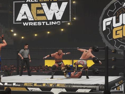 Fanboy Wrestletronic: AEW Full Gear 2020