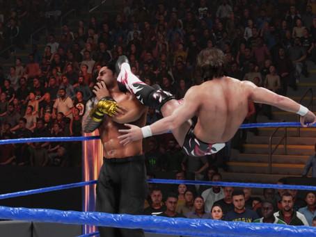 Fanboy Wrestletronic: WWE Fastlane 2021