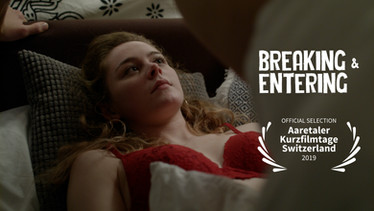 Breaking & Entering - Short Film