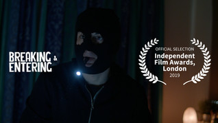 Breaking & Entering - Short Film