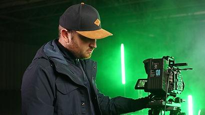 Camera Man - West Midlands | James Alexander Barnett