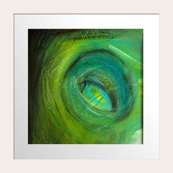 Watchfull green