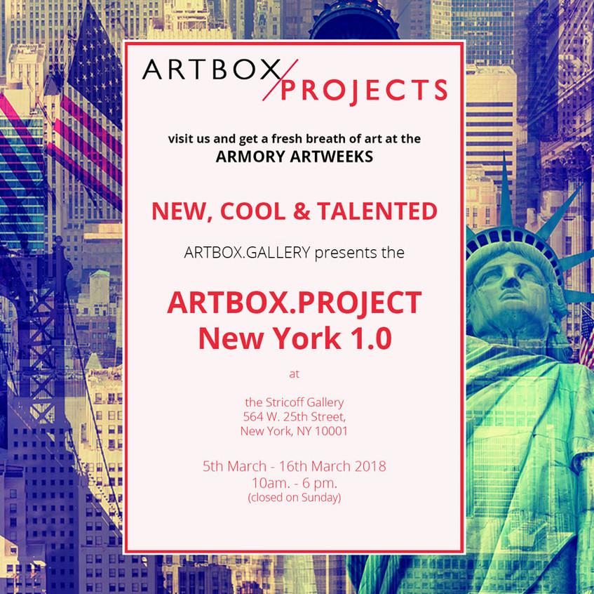 New York Armory Artweeks