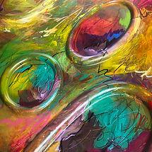 Razzle Dazzle cm azzle 50 x 50 on decora