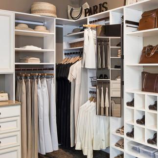 portabella ivory walk in closet