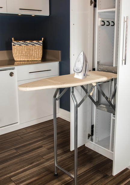 ironing boards for closets