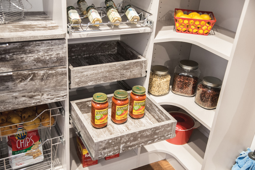 Pantry_Pullout Options