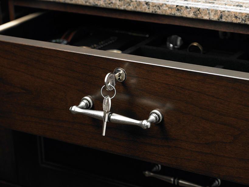 drawer-key-lock