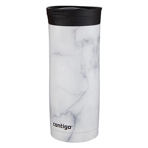 Huron SNAPSEAL® Couture16Oz.White Marble.