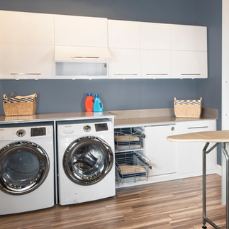 new showroom laundry