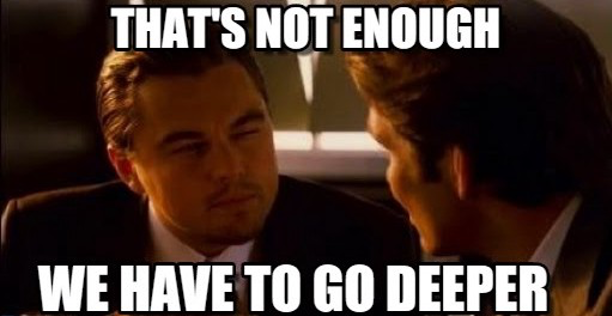 meme from the movie inception